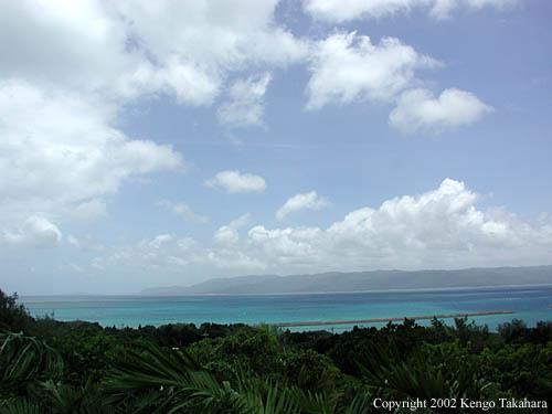 或島の風景