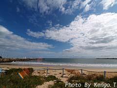 2005.08.30(13:56.1) 海岸(西オーストラリア パース)