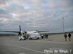 2005.08.31(06:51) パース空港(西オーストラリア パース)