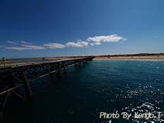 2005.08.31(14:07) 風景(西オーストラリア エクスマウス ピアダイブ)