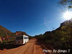 2005.09.02(16:14) 風景(西オーストラリア エクスマウス ケープ・レンジ ナショナルパーク)