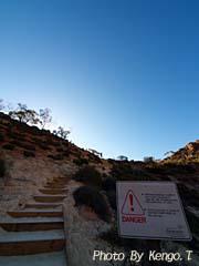 2005.09.02(16:32) 風景(西オーストラリア エクスマウス ケープ・レンジ ナショナルパーク)